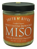 Organic Sweet-Tasting Brown Rice Miso